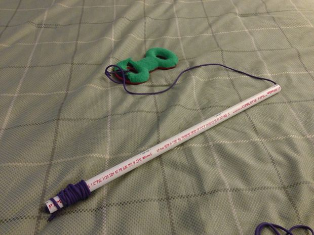Make Your Own Dog Toys Rope